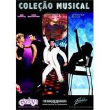 Coleçao Musical - Grease, Flashdance, Os Embalos