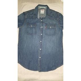 Camisa Levis Hombre Jean Nueva