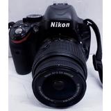 Camara Nikon D5100