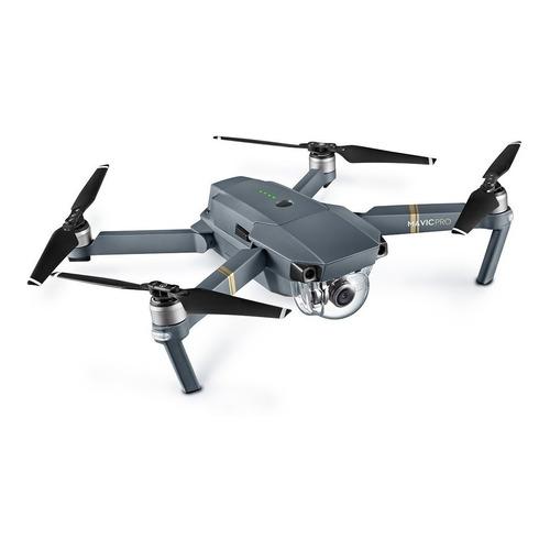 Drone DJI Mavic Pro Fly More Combo con cámara C4K  gray