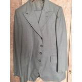 Combo 5 Sacos De Vestir + 2 Pantalones Hombre T50 Al 52