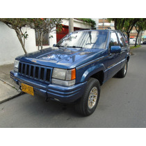 Blindaje 3 Grand Cherokee Limited 1996