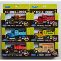 Camiones Coleccion Antique Replica A Escala 1:43 Welly Sipi