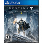 Destiny Rise Of Iron Ps4