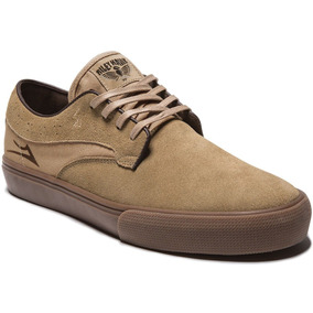 Zapatilla Lakai Riley Hawk Walnut Suede
