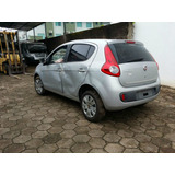 Palio Essence 1.6 2014 Sucata/motor/caixa/freio/suspensão