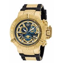 Relógio Invicta Subaqua Iii 18526 Top Original + Promocional