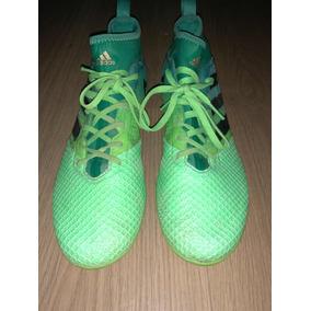 Chuteira Adidas Ace 17.3 Campo Infantil - Chuteiras 39705bd36b911
