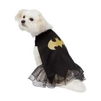 Disfraz Para Perro Dc Comics Batman Del Traje Del Vestido D