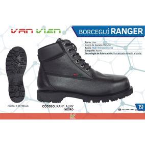 Van Vien Modelo Ranger Suela Negra Vulcanizado