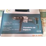 Furadeira De Impacto Industrial Songhe Tools Sh 110v Oferta!