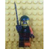 Lego Ninjago Minifigura Pirata Sqiffy Com Espada