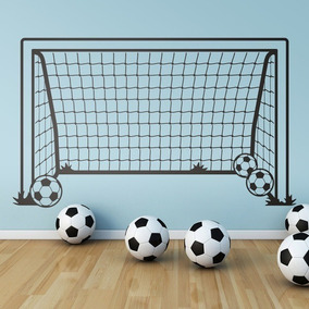 Decoracion hogar vinilos para pared de futbol en mercado for Decoracion hogar queretaro