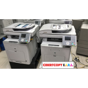 Impresora Multifuncional Color Canon