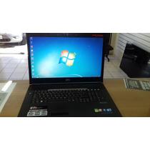 Notebook Is-1817hd Core I5,tela 18,4 , 2 Hd´s 750gb, 8gb Ram