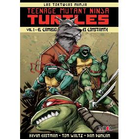 Ivrea - Tmnt - Las Tortugas Ninja #1 - Nuevo!!!