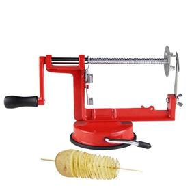 Maquina Para Cortar Batatas Espiral Chips No Palito Promoção