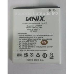 Bateria Pila Lanix Ilium Lt500 Bat 2000mah Original Nueva