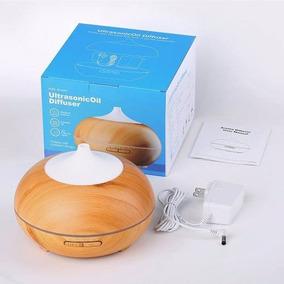 Difusor Aromaterapia Humidificador 300 Ml Led *envío Gratis