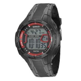 a08d32b638e Relógio Masculino Speedo Digital Emborrachado 81141g0evnp2