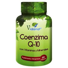 60 Capsulas Coenzima Q 10