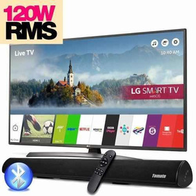 Soundbar Tomate 120w Caixa Som Bluetooth Smart Tv Philip E92