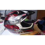 Casco Motocross Ls2 Xxl