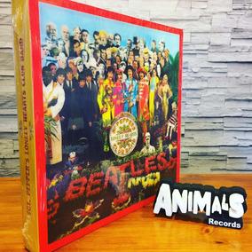The Beatles Sgt Pepper 50 Ann Super Deluxe 4cd+dvd+br Stock