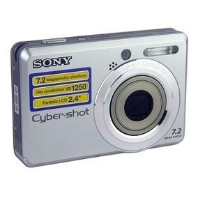Camara Sony Cyber-shot Dsc-s750