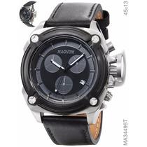 Relógio Magnum Masculino Cronógrafo Ma34496t Original + Nf