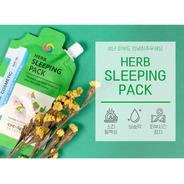 Eyenlip Herb Sleeping Pack Crema Nocturna Triple Acción
