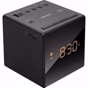 Rádio Relógio Am/fm-led-função Snooze Sony 127v Promoção