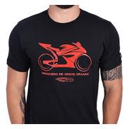 Camiseta Moto Esportiva Honda Suzuki Yamaha Kawasaki