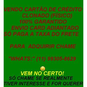 Portal Cartãoo Acrílico Clonadoo, Envio Adiantado, Promoção.