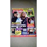 Mon Laferte Monserrat Reportaje Revista Tv Grama Nov. 2004