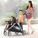 Coche Chicco Bravofor2 Double Stroller, Zinc + Envìo Gratis