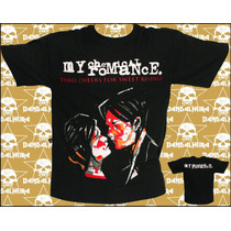 Camisetas- Bandas-rock Bandalheira My Chemical Romance 161