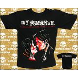 Camisetas- Bandas-rock Bandalheira My Chemical Romance 161