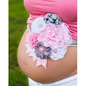 Cinturon Maternidad Baby Shower Sash Cinto