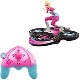 Barbie Drone Juguete Star Light Adventure Muñeca Mattel