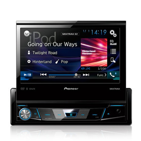 Dvd Player Pioneer Avh-x7880tv 7 Polegadas Retrátil 1 Din Tv