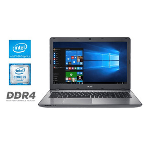Notebook Acer E5-575 I5-7200u 2.5ghz 4gb 1tb Rw 15.6 W10