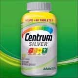 Centrum Silver Homem Mulher Adult + 50, 325cps Val 01-19