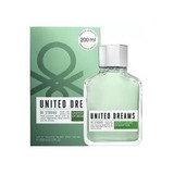 Perfume Importado Benetton Be Strong Hombre X 200ml