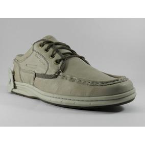 Zapato Nautico Zurich Cuero Hombre 3465
