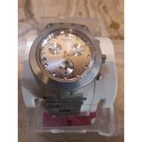 Reloj Swatch Full Blooded Silver Usado