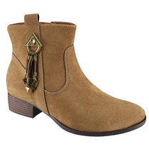 Bota Via Marte Ankle Boot 16-3003   Katy Calçados
