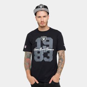 Camiseta Regata New Era Nfl Oakland Raiders - Camisetas Manga Curta ... dd3ac8fbfea
