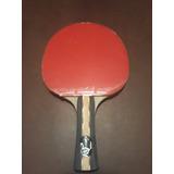Raqueta De Ping Pong Stiga Clarino + Estuche Profesional
