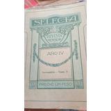 Antigua Revista Selecta 1912-1913 (2)